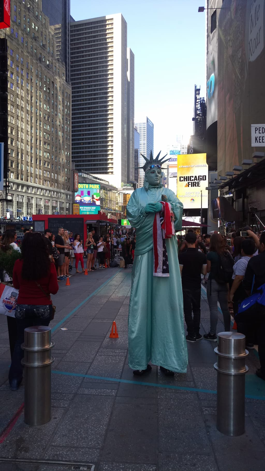 Cẩn thận với chiêu trò xin tiền tại New York, Mỹ